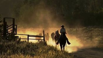 The Dude Ranchers' Association TV Spot, 'Discover the American Wilderness by Horseback' - Thumbnail 4