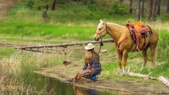 The Dude Ranchers' Association TV Spot, 'Discover the American Wilderness by Horseback' - Thumbnail 6