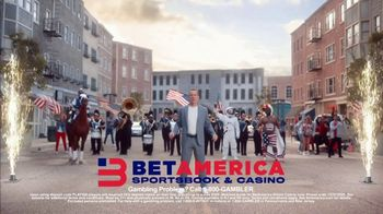 Bet America TV Spot, 'America's Sportsbook & Casino: $500' - Thumbnail 1