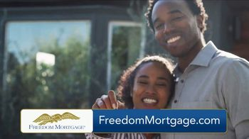 Freedom Mortgage TV Spot, 'Helping Military Families'