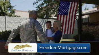 Freedom Mortgage TV Spot, 'Helping Military Families' - Thumbnail 4