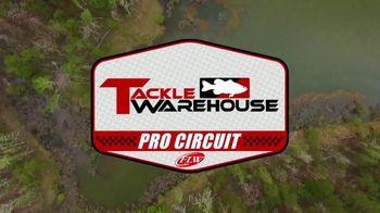 Tackle Warehouse TV Spot, 'Proven Bass Fishing Gear' - Thumbnail 2