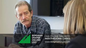 Bergman Draper Oslund Udo, PLLC TV Spot, 'Highest Rates of Mesothelioma' - Thumbnail 8