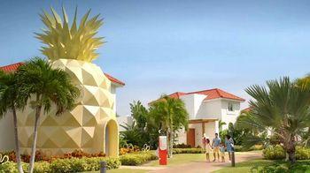 Nickelodeon Hotels & Resorts Punta Cana TV Spot, 'Lets Loose: 68%' - Thumbnail 1