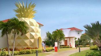 Nickelodeon Hotels & Resorts Punta Cana TV Spot, 'Lets Loose: 68%' - Thumbnail 7