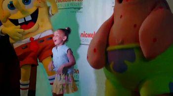 Nickelodeon Hotels & Resorts Punta Cana TV Spot, 'Lets Loose: 68 Percent'