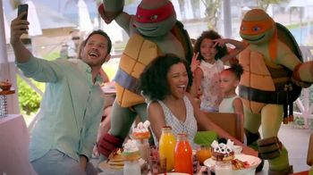 Nickelodeon Hotels & Resorts Punta Cana TV Spot, 'Lets Loose: 68 Percent'