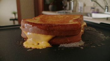 Kraft Singles TV Spot, \'Grilled Cheese O\'Clock: Can\'t Tell Time\'