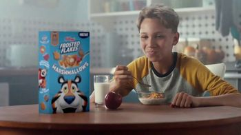 Frosted Flakes With Marshmallows TV Spot, 'Mission Tiger' - Thumbnail 10
