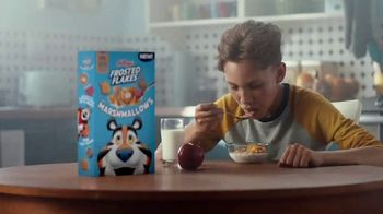 Frosted Flakes With Marshmallows TV Spot, 'Mission Tiger' - Thumbnail 9
