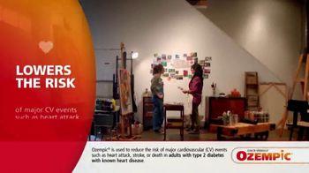 Ozempic TV Spot, 'Artist' - Thumbnail 4