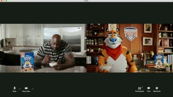 Frosted Flakes TV Spot, 'Mission Tiger: Tit-for-Tat' Featuring Shaquille O'Neal - Thumbnail 1