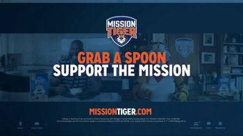 Frosted Flakes TV Spot, 'Mission Tiger: Tit-for-Tat' Featuring Shaquille O'Neal - Thumbnail 10