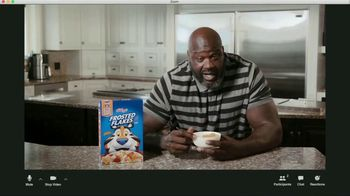Frosted Flakes TV Spot, 'Mission Tiger: Tit-for-Tat' Featuring Shaquille O'Neal - Thumbnail 3