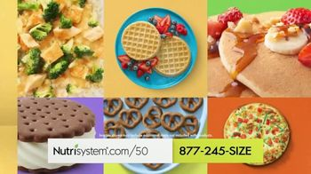 Nutrisystem TV Spot, 'Knock Knock: Free Delivery' Featuring Marie Osmond - 493 commercial airings
