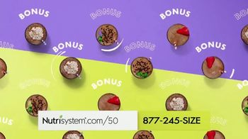Nutrisystem TV Spot, 'Knock Knock: Free Delivery' Featuring Marie Osmond - Thumbnail 4