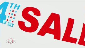 Tennis Express 4th of July Sale TV Spot, 'Extra Savings: Shoes, Apparel, Rackets & Tees' - Thumbnail 1