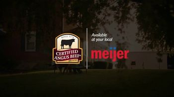 Meijer TV Spot, 'Grill for Flavor: Certified Angus Beef Brand' - Thumbnail 10