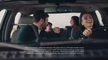 BP Amoco Ultimate With Invigorate TV Spot, 'Operation Tankful' - Thumbnail 9