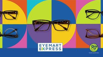 Eyemart Express One of a Kind Sales Event TV Spot, 'Celebrate Affordable Glasses' - Thumbnail 1