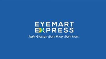 Eyemart Express One of a Kind Sales Event TV Spot, 'Celebrate Affordable Glasses' - Thumbnail 7