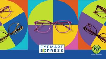 Eyemart Express One of a Kind Sales Event TV Spot, 'Celebrate Affordable Glasses' - Thumbnail 2