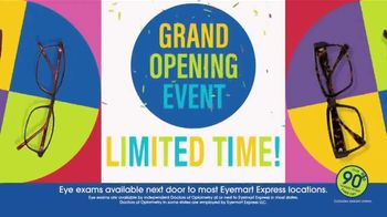 Eyemart Express One of a Kind Sales Event TV Spot, 'Celebrate Affordable Glasses'