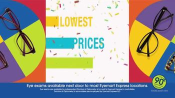 Eyemart Express One of a Kind Sales Event TV Spot, 'Celebrate Affordable Glasses' - Thumbnail 4