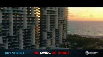 DIRECTV Cinema TV Spot, 'The Swing of Things' - Thumbnail 3