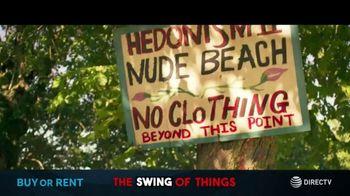 DIRECTV Cinema TV Spot, 'The Swing of Things' - Thumbnail 6