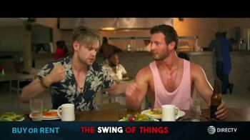DIRECTV Cinema TV Spot, 'The Swing of Things' - Thumbnail 9