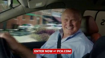 Publishers Clearing House TV Spot, 'Headed Your Way: $7,000 a Week for Life' Feat Terry Bradshaw - 180 commercial airings