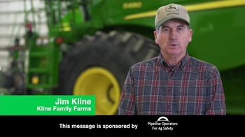 Pipeline Operators for AG Safety TV Spot, 'Don't Take a Chance'