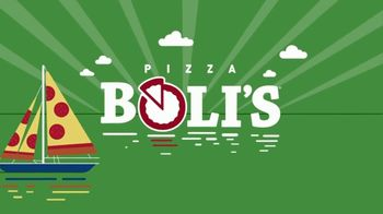 Pizza Boli's Maryland Style Crab Pizza TV Spot, 'Catch of the Day' - Thumbnail 2