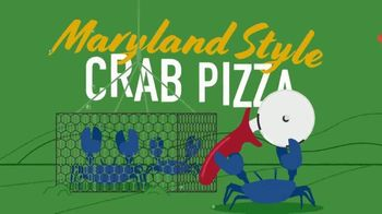 Pizza Boli's Maryland Style Crab Pizza TV Spot, 'Catch of the Day' - Thumbnail 3