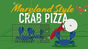 Pizza Boli's Maryland Style Crab Pizza TV Spot, 'Catch of the Day'