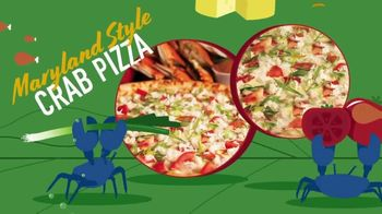Pizza Boli's Maryland Style Crab Pizza TV Spot, 'Catch of the Day' - Thumbnail 5