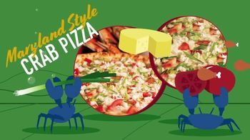 Pizza Boli's Maryland Style Crab Pizza TV Spot, 'Catch of the Day' - Thumbnail 6