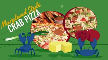 Pizza Boli's Maryland Style Crab Pizza TV Spot, 'Catch of the Day' - Thumbnail 8