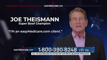 easyMedicare.com TV Spot, 'How Much Do You Know?' Featuring Joe Theismann - Thumbnail 1