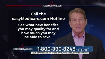 easyMedicare.com TV Spot, 'How Much Do You Know?' Featuring Joe Theismann - Thumbnail 8