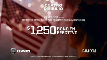 Ram Trucks Cuatro de Julio Evento de Ventas TV Spot, 'Millas que recuperar'  [Spanish] [T2] - Thumbnail 8