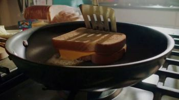 Kraft Singles TV Spot, 'Grilled Cheese Song' - Thumbnail 1