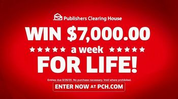 Publishers Clearing House TV Spot, 'Real People Really Do Win' Featuring Terry Bradshaw - Thumbnail 8