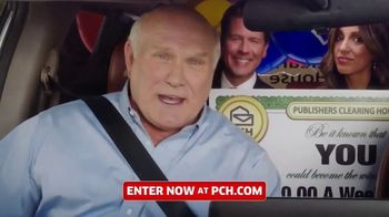 Publishers Clearing House TV Spot, 'Real People Really Do Win' Featuring Terry Bradshaw