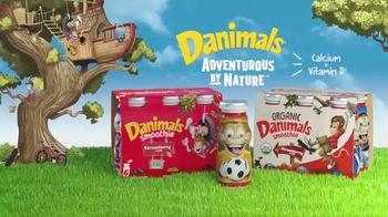 Danimals TV Spot, 'Adventurous by Nature: Puddle Jump' - Thumbnail 8
