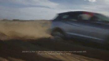 Honda TV Spot, 'No Adventure Too Big' [T1] - Thumbnail 2