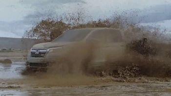 Honda TV Spot, 'No Adventure Too Big' [T1] - Thumbnail 6