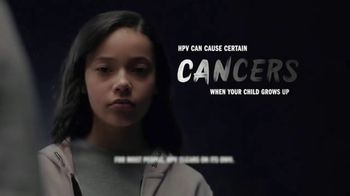 Merck TV Spot, 'HPV Vaccination'