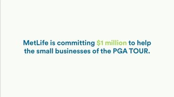 MetLife TV Spot, 'Applaud the Small Businesses' Featuring Bubba Watson - Thumbnail 7